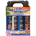 Surf City Garage 468 The Works 4-Pack Detailing Kit