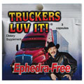 Truckers Luv It 048TLIC003 Truckers-Luv-It(R) Dietary Supplement - 3 Tab Pack