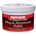 MOTHERS 05101M 10oz. Mag and Aluminum Polish