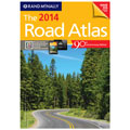 Rand McNally 052800767X 2014 90th Anniversary Road Atlas