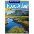 Rand McNally 052801143X 2015 Road Atlas