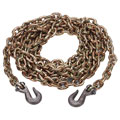 KINEDYNE CORPORATION 1003420B 5/16 x 20' Grade 70 Chain with Grab Hooks - Boxed