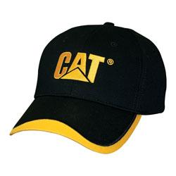 CAT Trademark Cap  Black at Sears.com