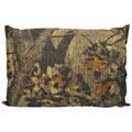 JS Fiber 2216CAM 20 x 28 Jumbo Camouflage Pillow