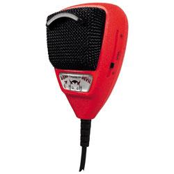 Astatic 302-10036 RD104E Road Devil Amplified 4-Pin CB Microphone