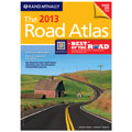 Rand McNally 528006223 2013 Road Atlas