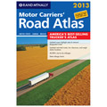 Rand McNally 528006355 2013 Motor Carriers' Road Atlas