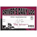 J.J. Keller 601LD Deluxe Driver's Daily Log Book