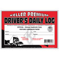 J.J. Keller 701L 2-COPY DRIVER DAILY LOG-CARBONLESS