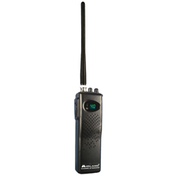 Midland 75785 40 Channel Portable Hand-Held CB Radio/Transceiver - 7 Watts