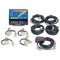 Lightning(TM) 80 Watt Power Supply 4 Bulb Strobe Kit