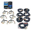 Lightning Plus(TM) 120 Watt Power Supply 6 Bulb Strobe Kit