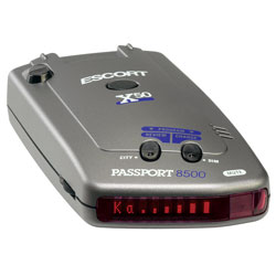 Escort 8500RB Radar/Laser Detector with Pop and Lidar Detection  Red LEDs - Refurbished at Sears.com