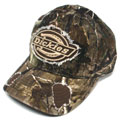 Dickies BA160012DIC0 Real Tree Camo Reveal Cap with Horseshoe Patch Logo