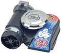 Wolo Manufacturing BADBOY419 Model 419 Bad Boy(TM) 1-Piece Dual Tone Air Horn - 118 Decibels-530/680Hz