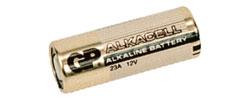 Excalibur / Omega BAT-23A 12-Volt Alkaline Battery for Transmitters - 5 per Bag