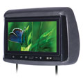 Concept BSS705 Chameleon 7 LCD Headrest with 3 Color Covers