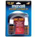 MAXELL CD-335 CD/CD-R Scratch Repair Disc Fixer Kit 