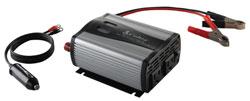 Cobra DC to AC Power Inverter w/USB Output & 12-Volt/Battery Power - 400W/800W Surge at Sears.com