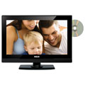 RCA DECK15DR 15 LED TV with DVD AC/DC Power