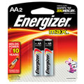 EVEREADY E-91BP2 AA Energizer(R) Alkaline Batteries - 2-Pack