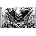 Hot Leathers FGA1024 3'x5' Assassin Flag