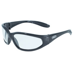 Global Vision HERCCL Hercules Safety Glasses with Clear ...