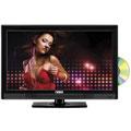 Naxa NTD1553 16 HD LED TV with Built-In Digital TV Tuner USB/SD Inputs & DVD Player