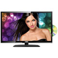 Naxa NTD1956 19 Class LED TV and DVD/Media Player and Car Package