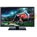 Naxa NTD2255 22 Class LED TV and DVD/Media Player with AC/DC Power