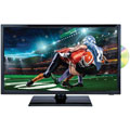 Naxa NTD2256 22 Class LED TV and DVD/Media Player and Car Package