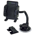 Bracketron PHW203BL Mobile Grip-iT Quick Lock & Release Windshield Mount Kit Up to 4.5