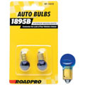 ROADPRO RP-1895B Mood Light Automotive Replacement Bulbs - #1895 Blue 2-Pack