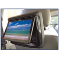Concept RSD905 Chameleon 9 LCD/DVD Headrest with 3 Color Covers