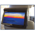 Concept RSS905M Chameleon 9 LCD Headrest with Wireless Screen-Casting & 3 Color Covers