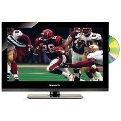 "Skyworth SLC2219A 22"" TV/DVD Combo with LED Backlighting and AC/DC Power at Sears.com"