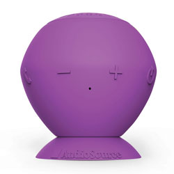 AudioSource Sound pOp Bluetooth Speaker Royal Purple