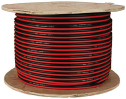 Metra 500' Roll 16-Gauge Speaker Cable - Red/Black at Sears.com