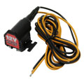 TRUCKSPEC TSPS-16ES 12-Volt 12' Extension Power Cord with Cigarette Lighter Socket