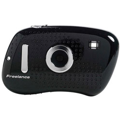 1.3 MP Digital Camera with 1.4 Screen Movie and Webcam Modes - Black