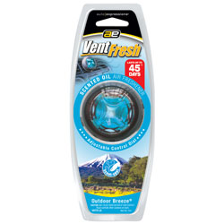 MEDO Vent Fresh(R) Scented Oil Air Fresheners - Outdoor Breeze  Single Pack at Sears.com